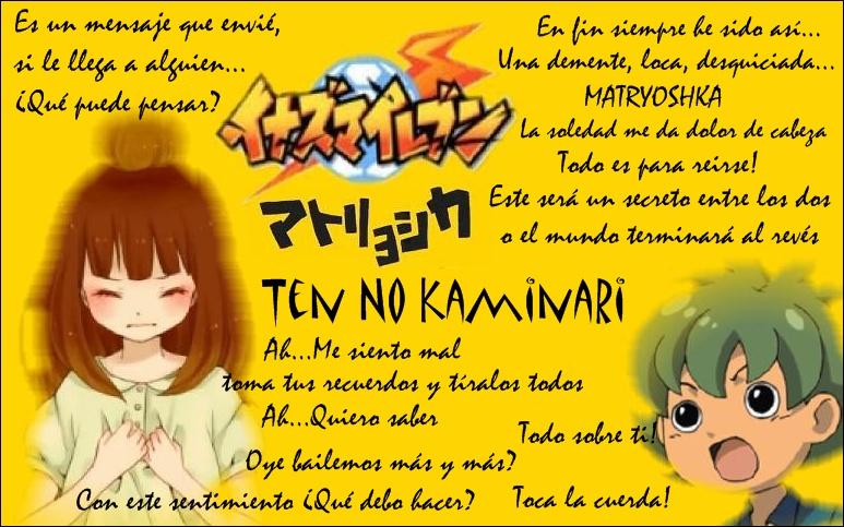 Inazuma Eleven Ten no Kaminari