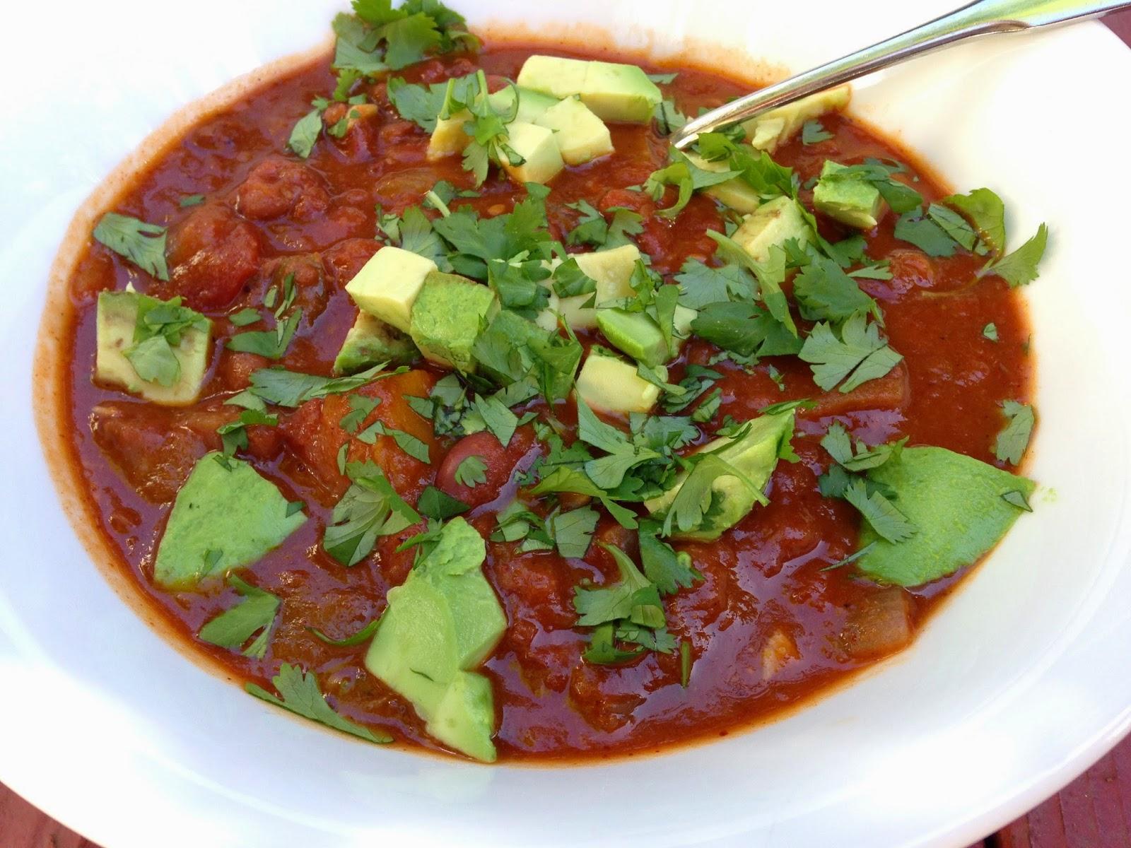 Chef in Residency: Simple Vegetarian Chili