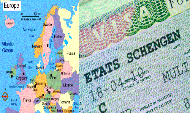 Travelling to European Countries: Schengen Visa Requirements and Application