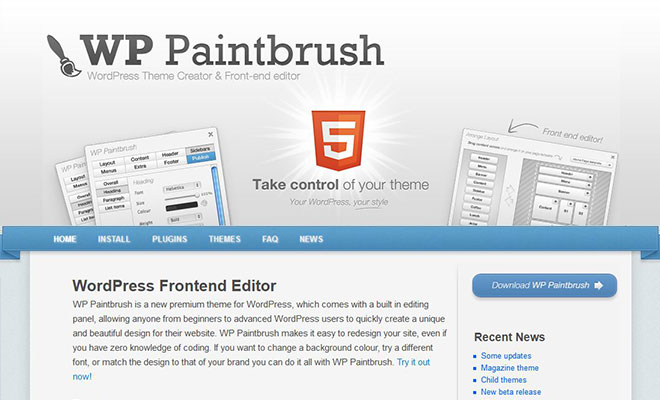 WP Paintbrush