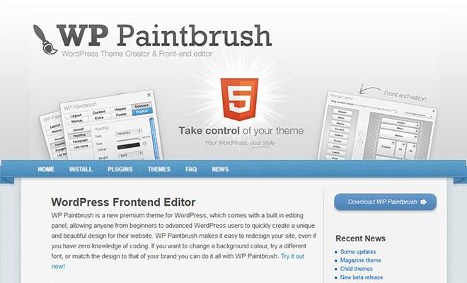 WP Paintbrush