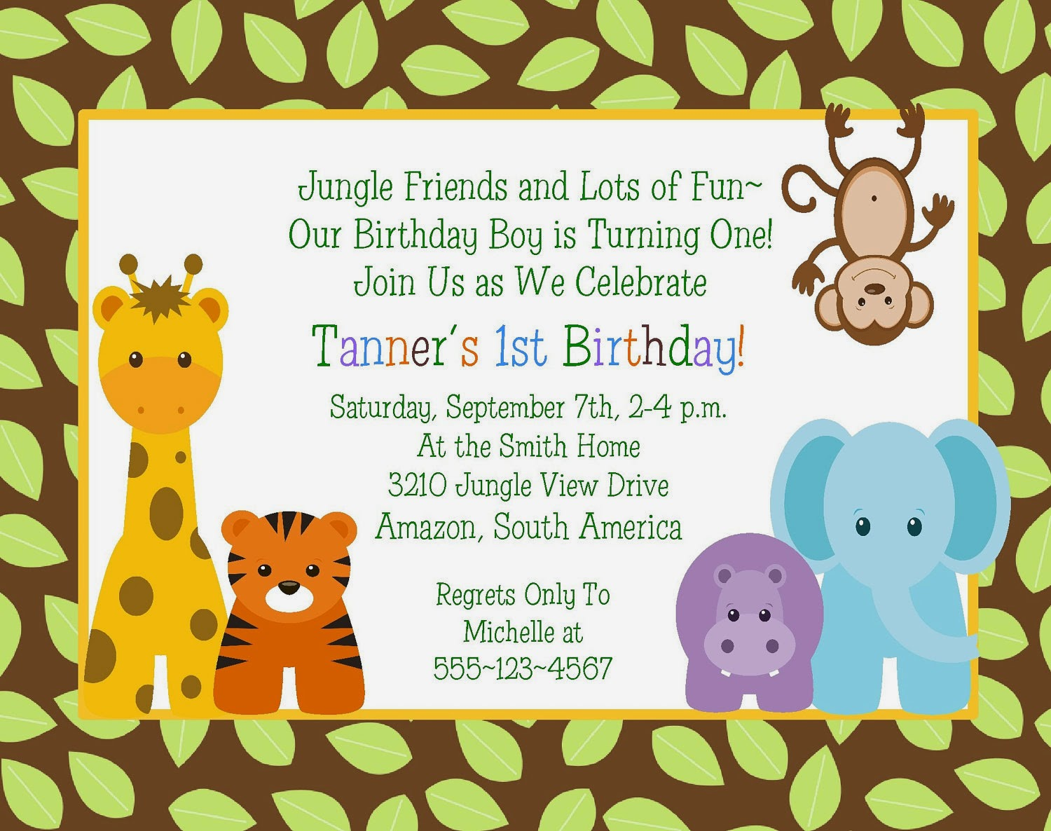 Animal Baby Shower Invitations correctly perfect ideas for your invitation layout
