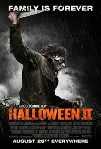 Halloween II Poster