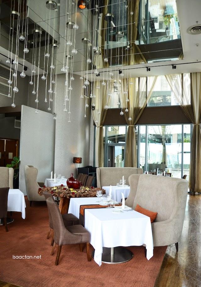 Valentine's Day Set @ Upper Deck Tanzini, GTower Hotel Kuala Lumpur