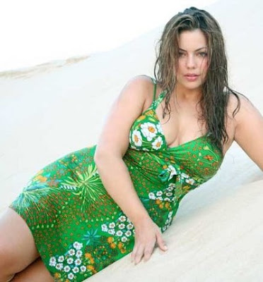 Fluvia Lacerda Plus Size Model gordinha