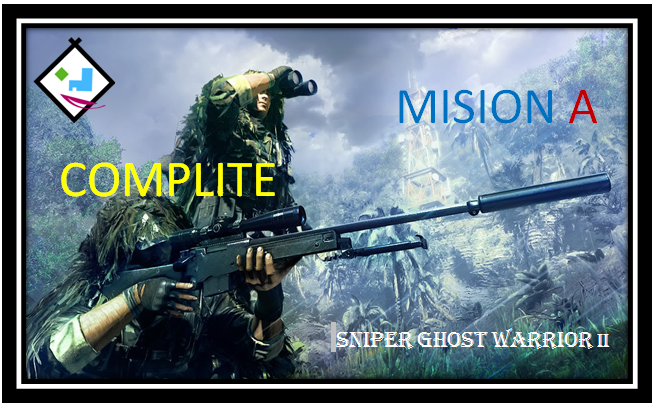 Petunjuk dari misi Game Sniper Ghost Warrior 2