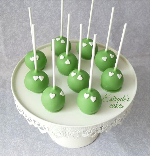 cake pops verdes de limón 2