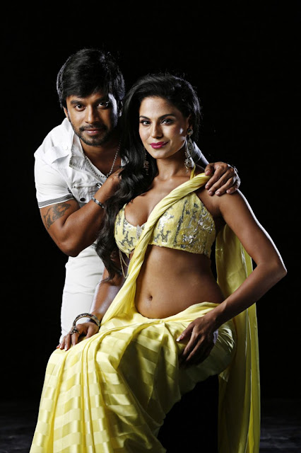 Veena Malik in Dirty Picture Shoot