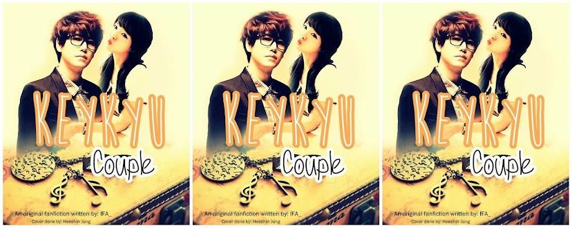 """KeyKyu """" (ˆ ˆʃƪ)♥"""