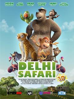 Ver Delhi Safari Online Gratis (2012)