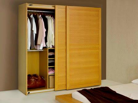 Desain Lemari Pakaian dan fungsinya