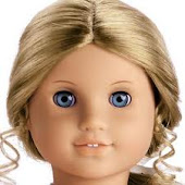 Lizzy Cole! (Mackenzie's other Elizabeth doll)