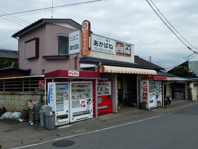 東武日光線 樅山駅 常備軟券乗車券