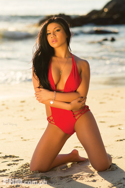 FHM Hot Amanda Contreras | FHM Hot Tourist