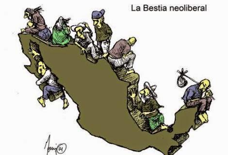 Resultado de imagen para los cerrojos del modelo neoliberal mexicano
