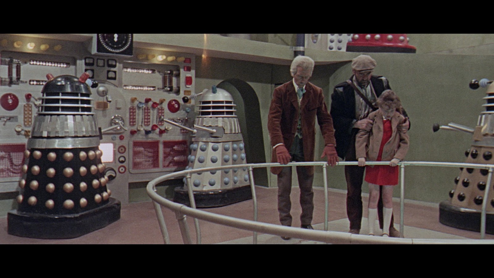 cathode ray tube british cult classics daleks invasion
