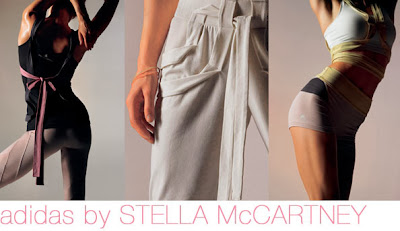 Try Adidas by Stella McCartney for Fashionable Sport Day