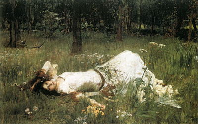 Ophelia John William Waterhouse