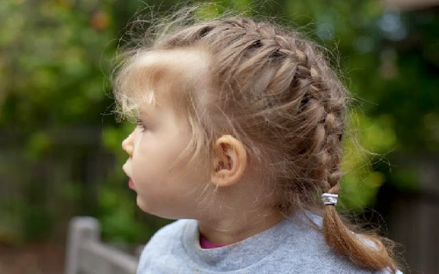 Cool Baby Hair Style