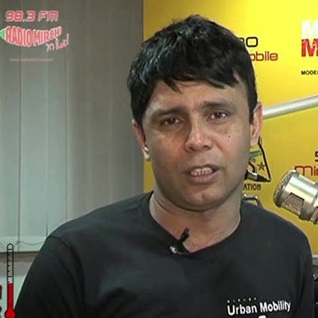 Listening to RJ Naved: Day 81 of 100 Happy Days Challenge