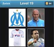 footbal quiz solution niveau 19