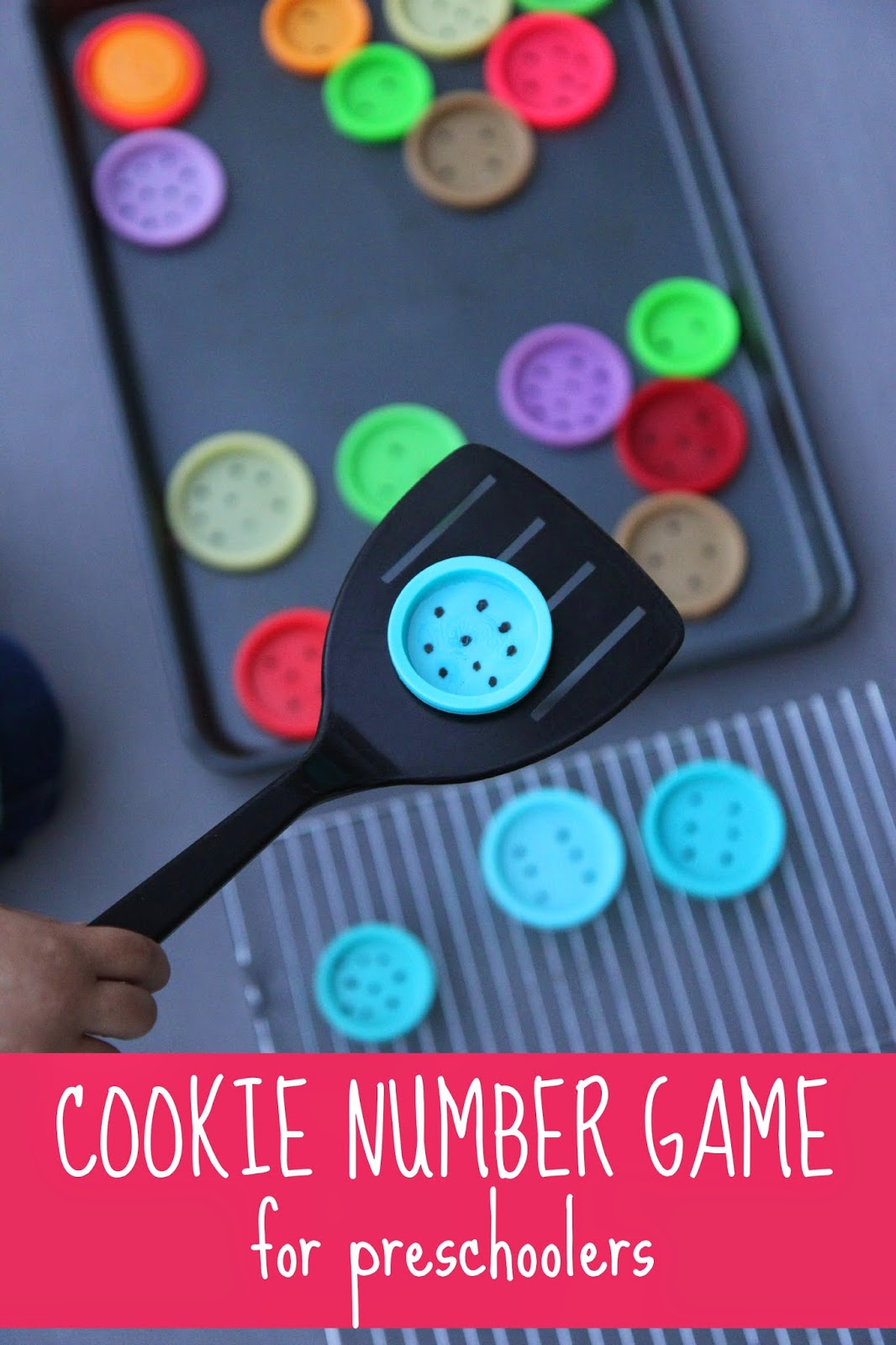Toddler Approved!: If You Give A Mouse A Cookie Number Game for ...