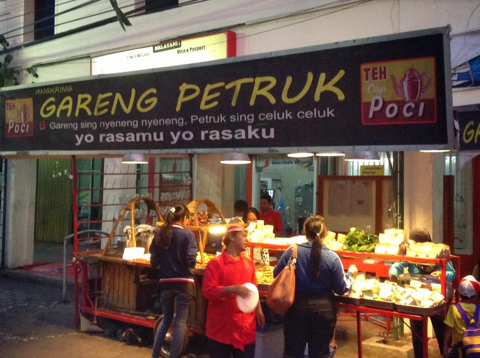 Angkringan KR Gareng Petruk