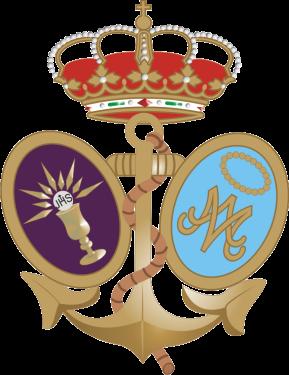 Hermandad de la esperanza de triana Escudo+Esperanza+Triana