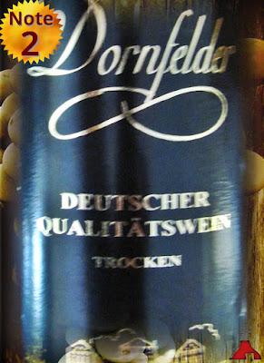 A. Oster Weinkellerei Dornfelder Rheinhessen trocken