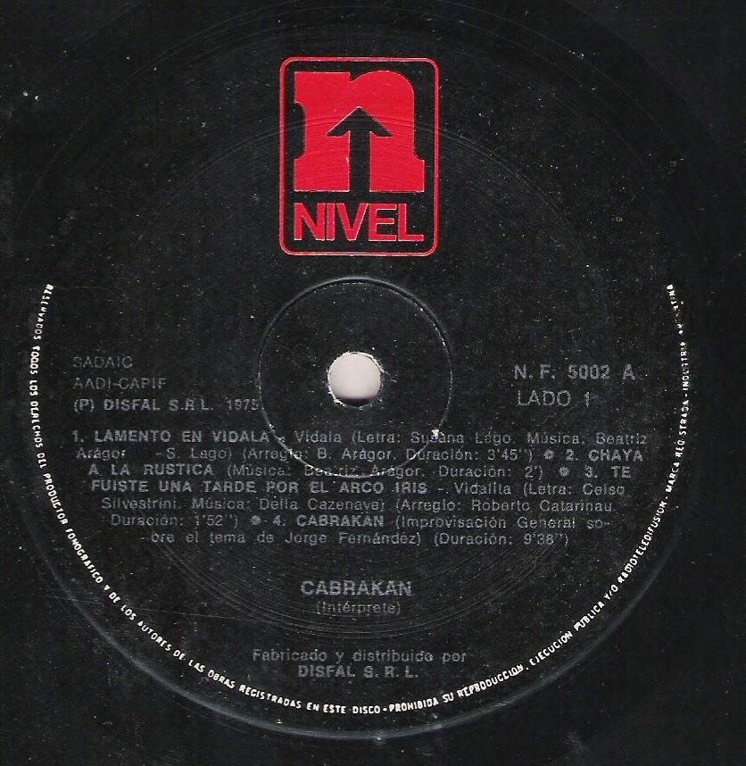 Cabrakan - Idem (1975)