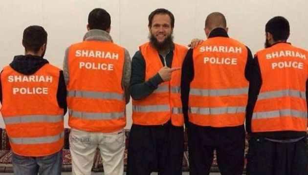 «Ισλαμική αστυνομία» τώρα και στα γκέτο της Αθήνας !!!