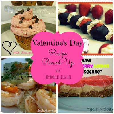 delcious sweet treats for valentine's day