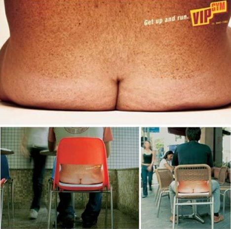 Erotic advertisments
