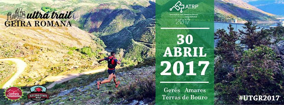 Ultra Trail Geira Romana 2017