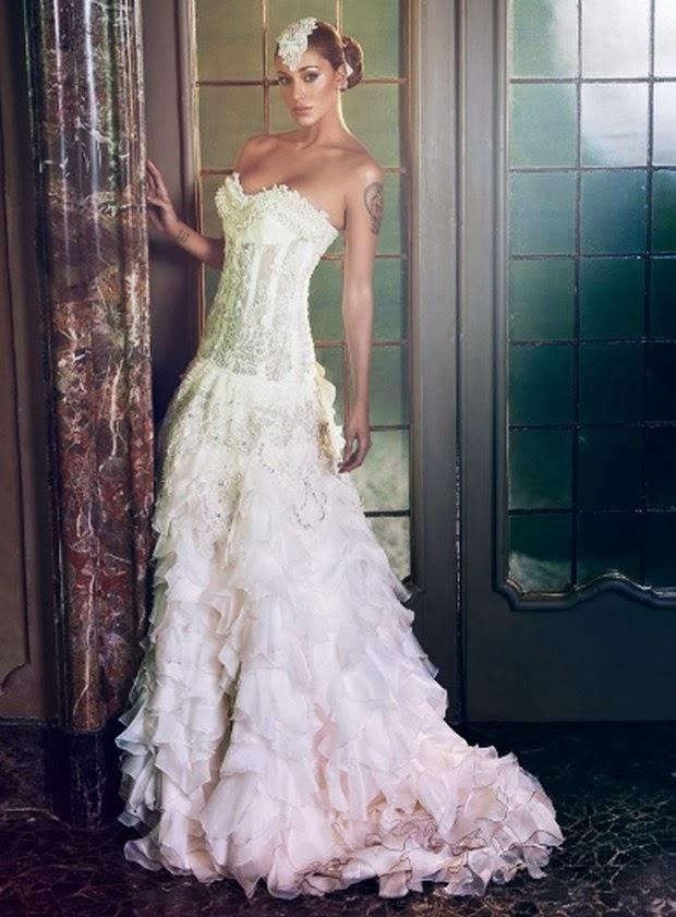 Atelier Vanitas 2014 Spring Bridal Collection