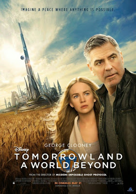 Tomorrowland 2015 CAMRip 400mb