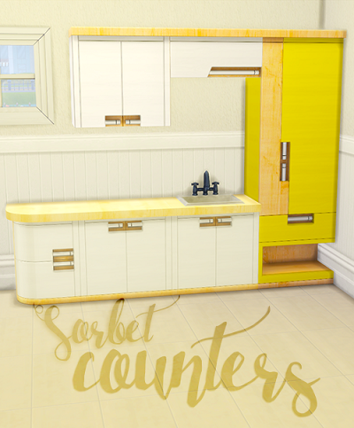 Spa Day Counter Recolors