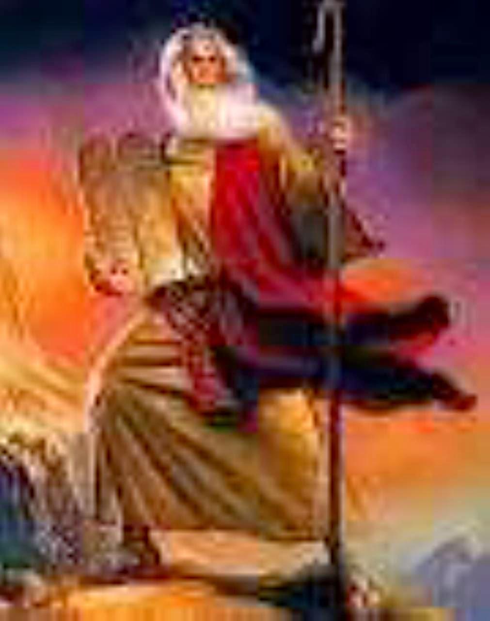 majelis mawar qodiriyah ilmu nabi musa as