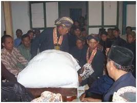 Upacara Cupu Panjalo Daerah Istimewa Yogyakarta