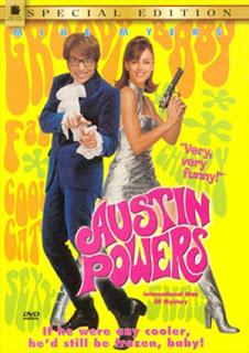 Bí Mật Của Đàn Ông - Austin Powers International Man Of Mystery