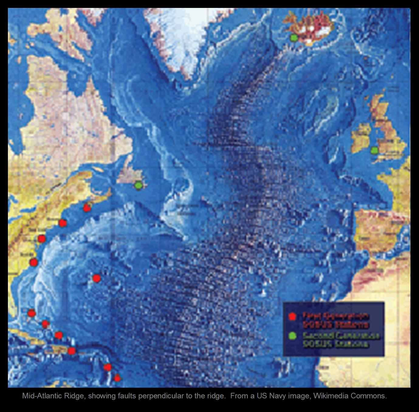 The mathisen corollary magnetic anomalies and the ocean ridges magnetic anomalies and the ocean ridges gumiabroncs Images