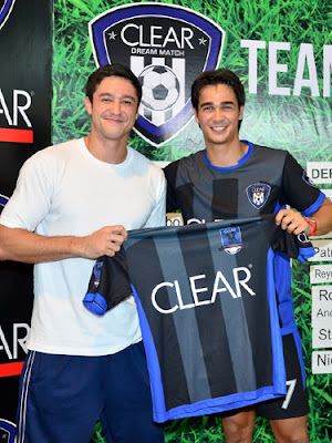 Andrew Wolff and James Younghusband