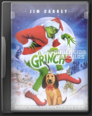 El Grinch (BRRip HD Español Latino) (2000)