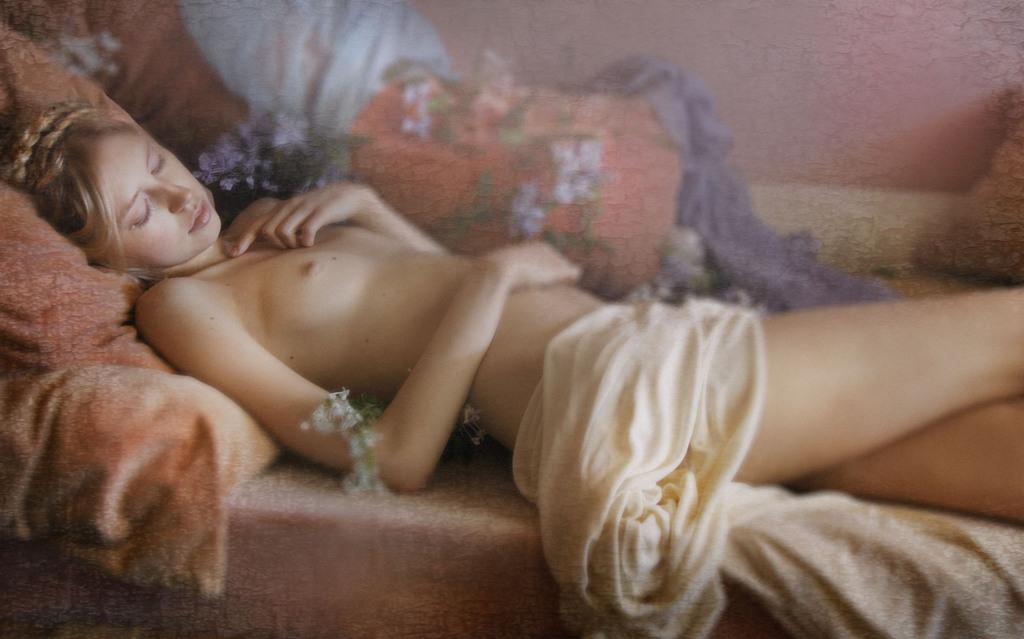 Дэвид Хэмилтон Фото Обнаженных Девочек
