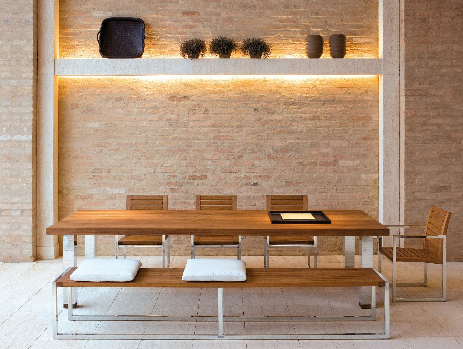 Luxo Simples Assim: Cassio Veiga tem showroom Franccino #BE770D 1600x1205