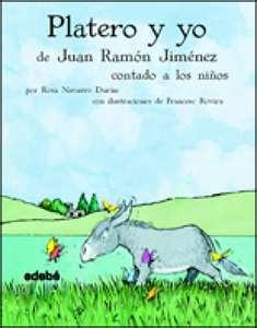 Platero y Yo.  Rosa Navarro Durán