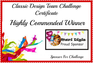 Highly Commended at Classic Design Team Open Challenge