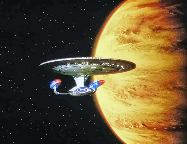 MUSINGS OF A SCI-FI FANATIC: Star Trek: TNG S1 Ep17: When ...
