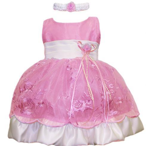 Baby Dress Up Fancy Newborn Baby Dresses