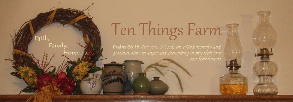 ten things farm